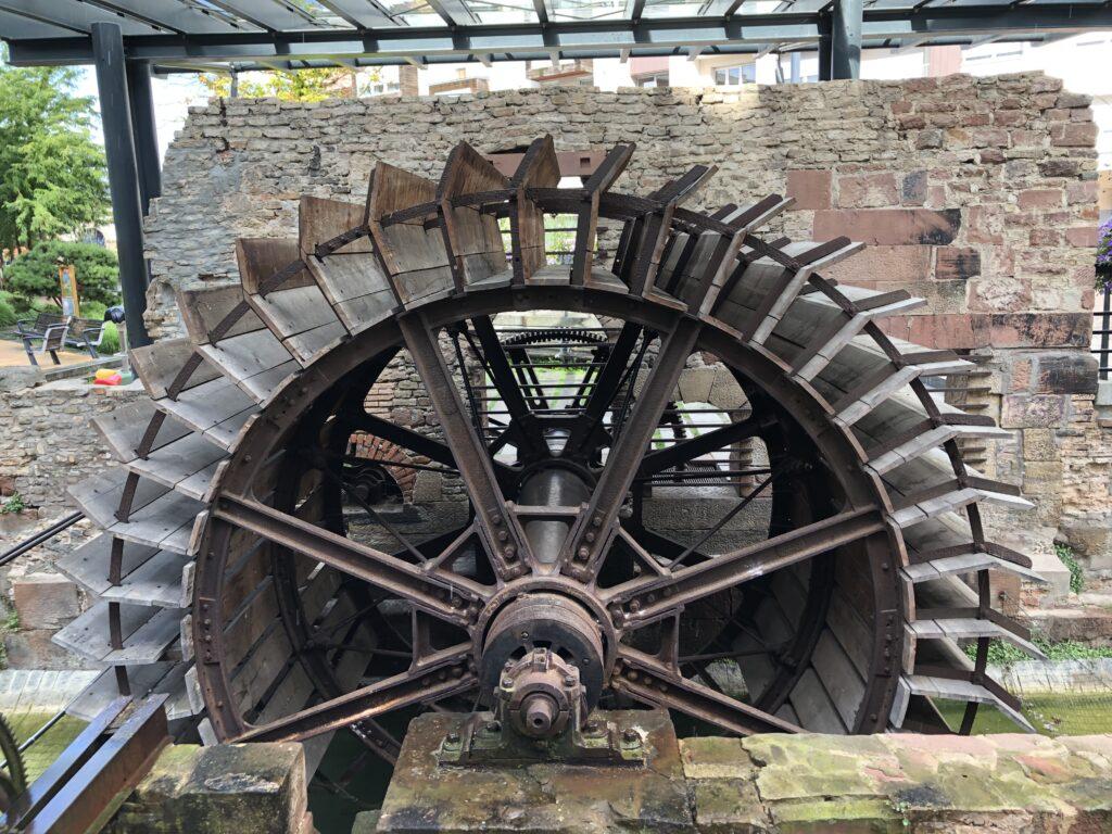 Mühle im ehemaligen Gewerbeviertel von Haguenau
