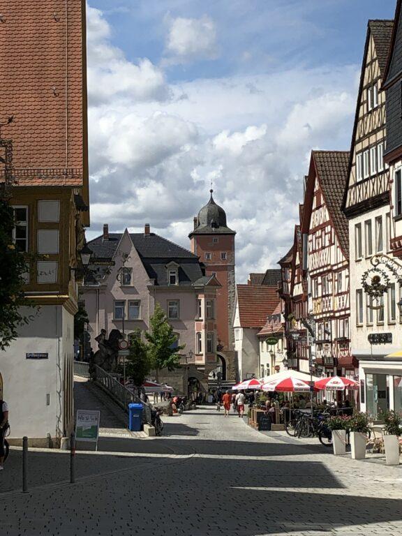 Altstadt von Ochsenfurt (Bild: Klaus Dapp)