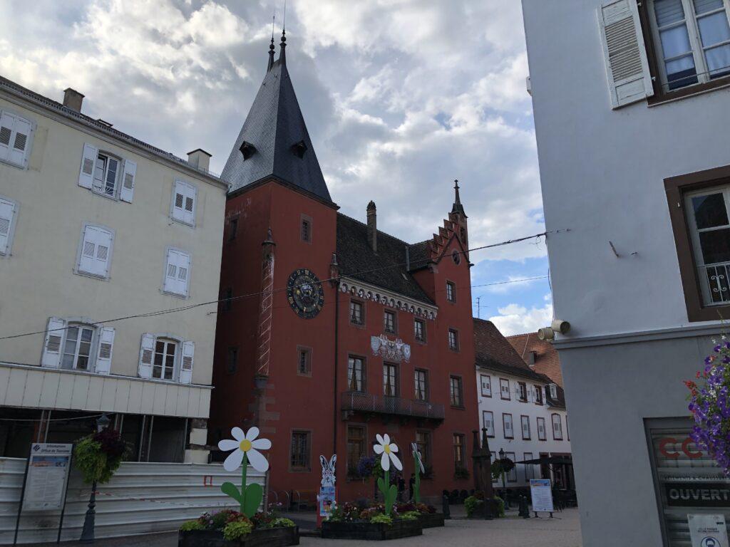 Museum des Elsass / ehemalige Kanzlei (Bild: Klaus Dapp)