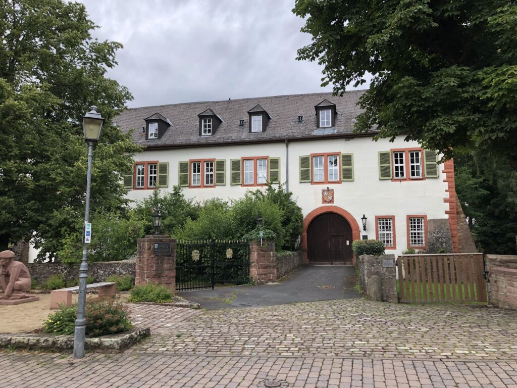 Schloss Rothenbuch (Bild: Klaus Dapp)