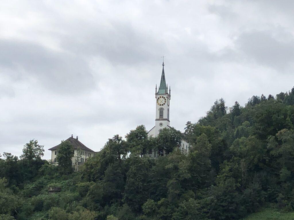 Kirche von Stilli (Bild: Klaus Dapp)