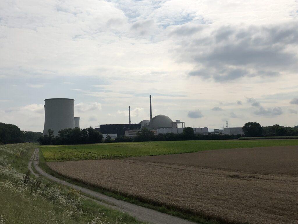 Atomkraftwerk Biblis (Bild: Klaus Dapp)