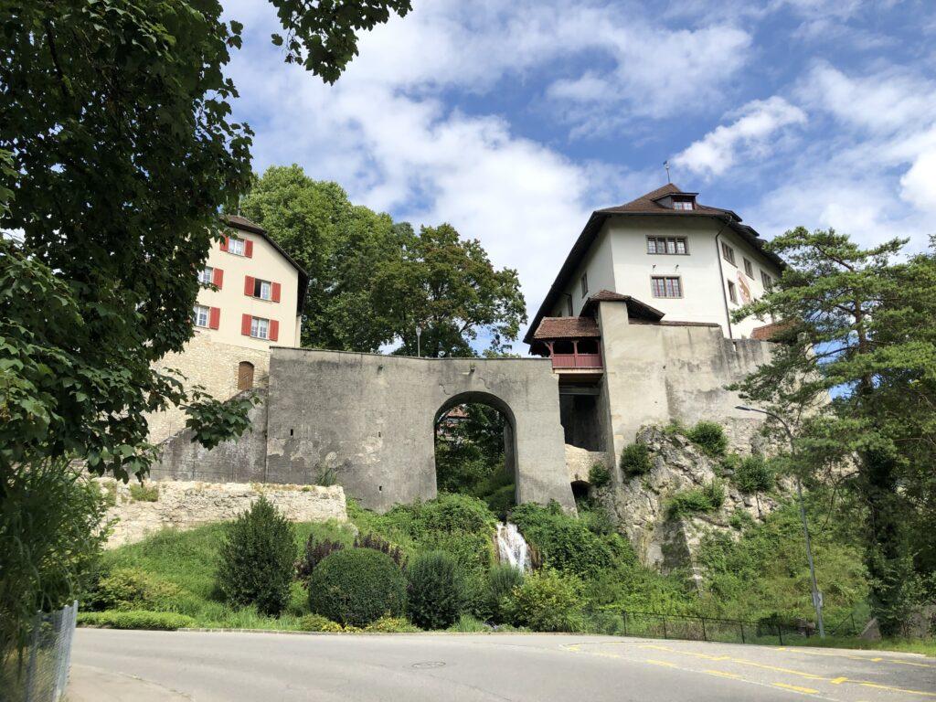 Schloss Biberstein (Bild: Klaus Dapp)