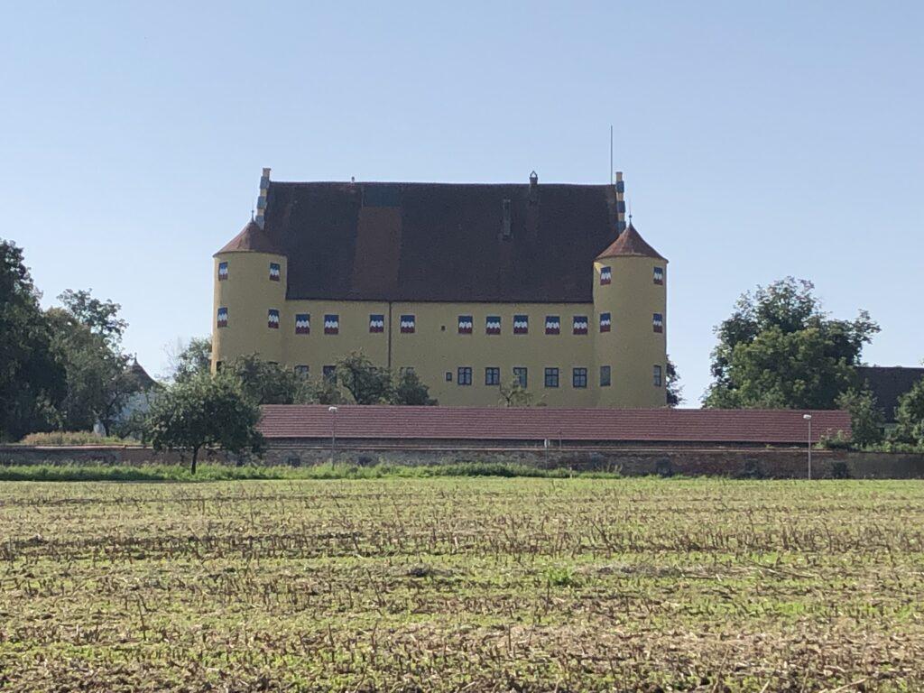 Schloss Erbach an der Donau (Bild: Klaus Dapp)