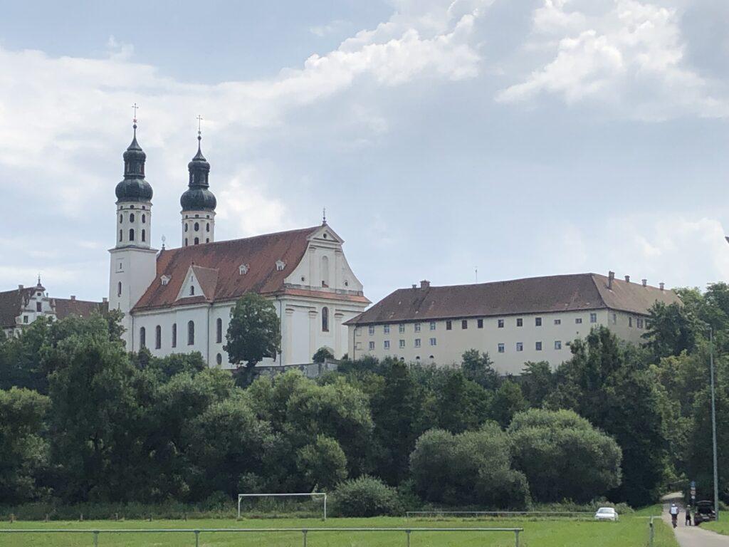 Kloster Obermarchtal (Bild: Klaus Dapp)