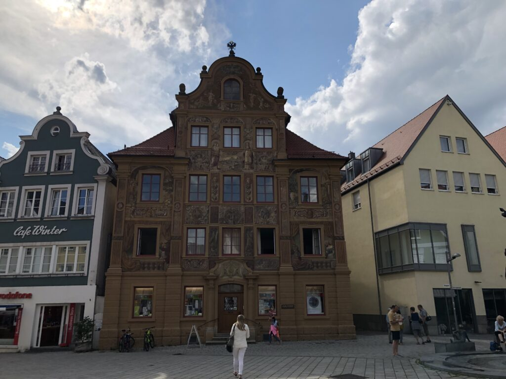 Apotheke in der Altstadt (Bild: Klaus Dapp)